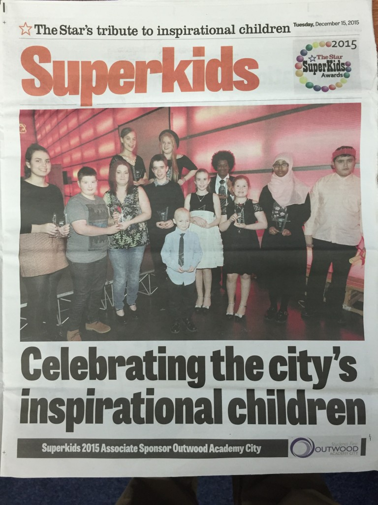 Superkids Print special