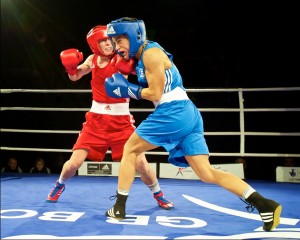 GB Boxing National Championships, Whiteside v Shannon