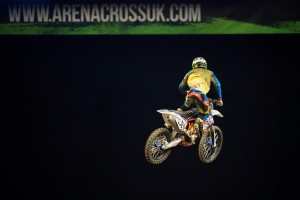 The Monster Energy Arenacross Tour, Sheffield, 2016