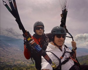 Medellin Paragliding - My new favourite sport