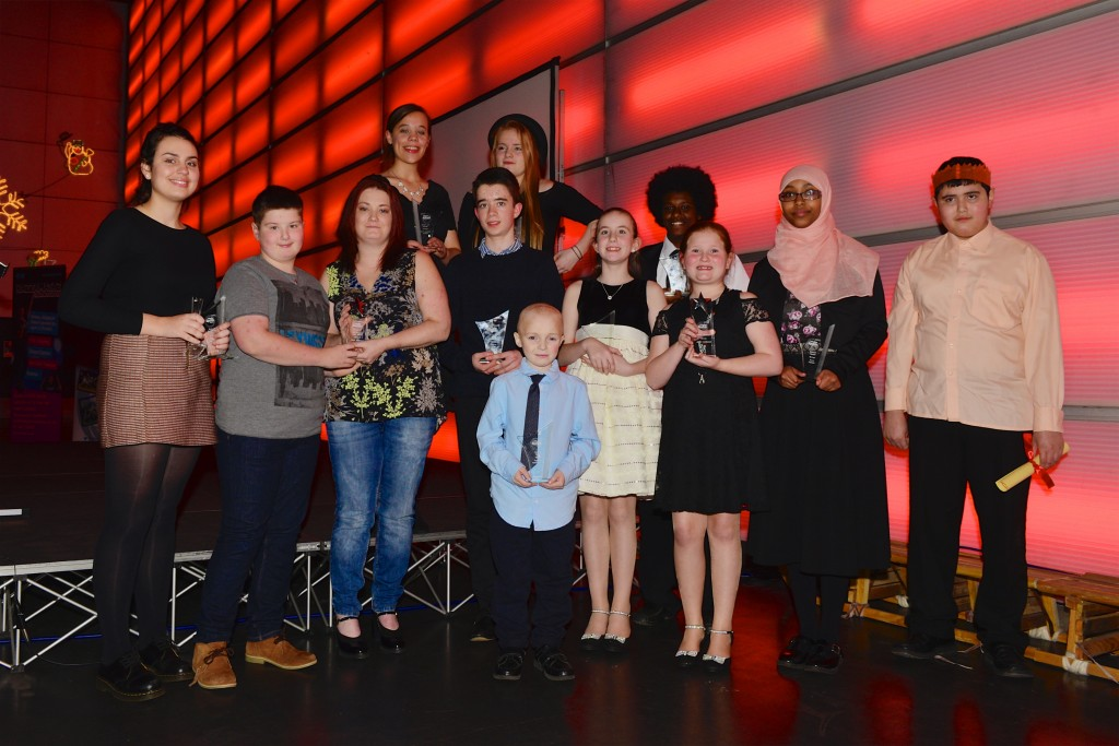 Sheffield Superkids Awards 2015